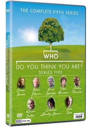 Who Do You Think You Are - Series 5