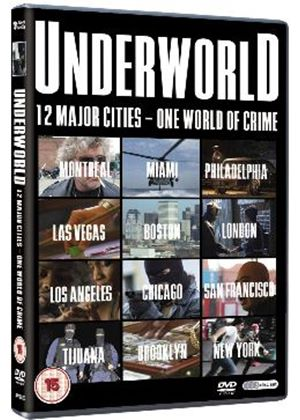 Underworld: The Complete Series 1-3