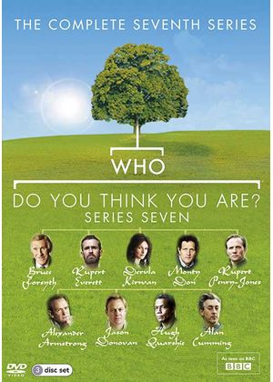 Who Do You Think You Are? Series 7