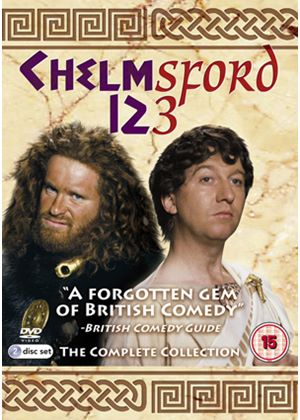Chelmsford 123 - The Complete Series One and Two