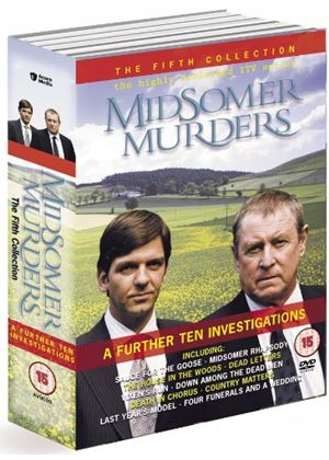Midsomer Murders - The Fifth Collection (10 Disc Set)