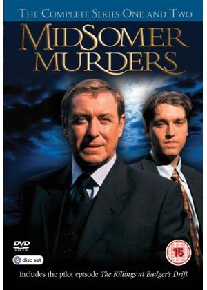 Midsomer Murders: The Complete Series One and Two