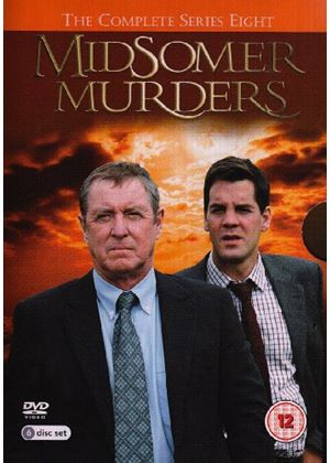Midsomer Murders: The Complete Series Eight