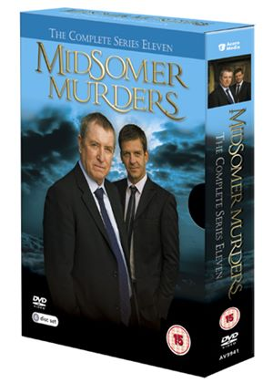 Midsomer Murders: The Complete Series Eleven
