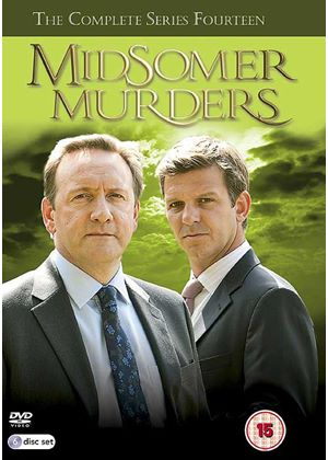 Midsomer Murders: The Complete Series Fourteen
