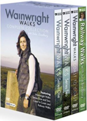 Wainwright Walks - Complete Collection (4 Discs)