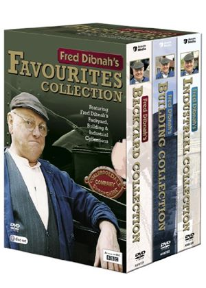 Fred Dibnah's Favourites Collection (Backyard / Building / Industrial)