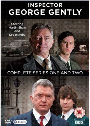 Inspector George Gently - Series 1 & 2 (Box Set)