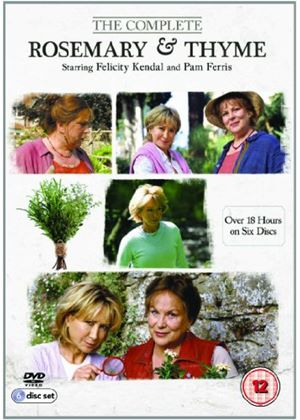 Rosemary and Thyme - Complete Series