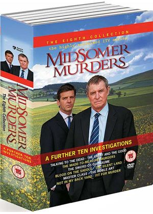Midsomer Murders: The Eighth Collection