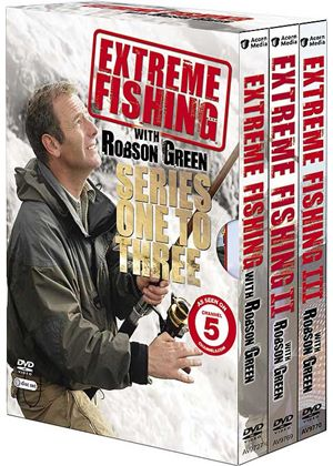 Extreme Fishing Complete Series 1-3