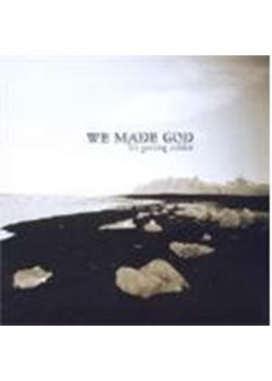We Made God - It's Getting Colder (Music CD)
