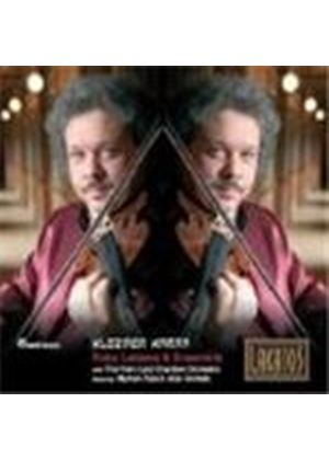Roby Lakatos And Ensemble - Klezmer Karma (Franz Liszt CO) [SACD/CD Hybrid] (Music CD)