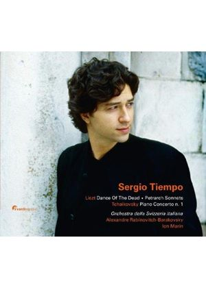Tchaikovsky: Piano Concerto No. 1; Liszt: Totentanz; Petrarch Sonnets [SACD] (Music CD)