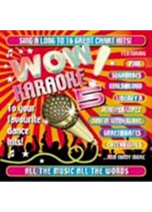Karaoke - Wow! Karaoke Vol. 5 (Music CD)
