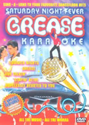 Saturday Night Fever / Grease - Karaoke