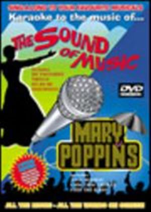 Karaoke To The Music Of The Sound Of Music And Mary Poppins