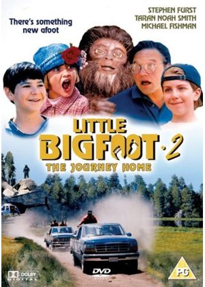 Little Big Foot 2 - The Journey Home