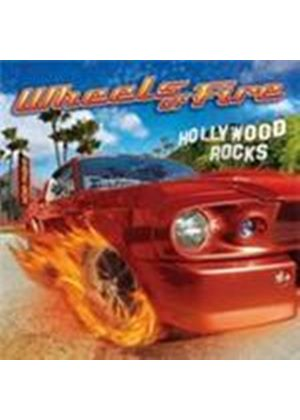 Wheels Of Fire - Hollywood Rocks (Music CD)
