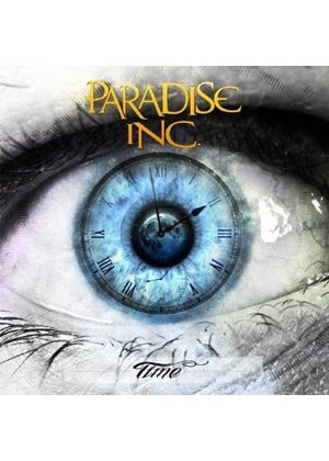 Paradise Inc. - Time (Music CD)