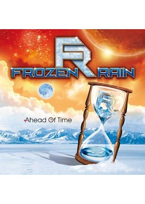 Frozen Rain - Ahead of Time (Music CD)