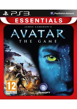 Avatar: The Game - Essentials (PS3)
