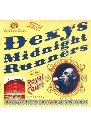 Dexys Midnight Runners - At the Royal Court (Live Recording/+2DVD) (Music CD)