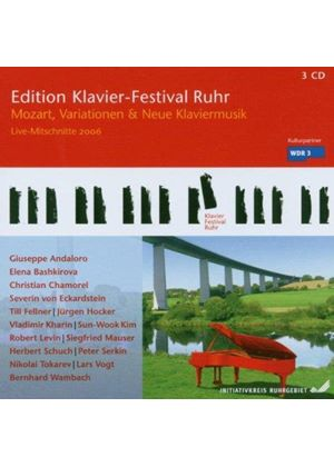 VARIOUS COMPOSERS - Ruhr Piano Festival Vol. 16
