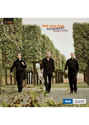 Schubert: Piano Trios (Music CD)