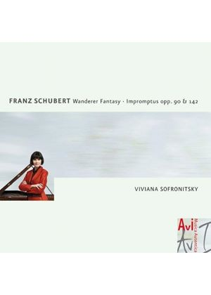 Schubert: Wanderer Fantasy; Impromptus (Music CD)
