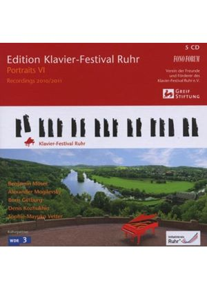 Edition Klavier Festival Ruhr, Vol. 28: Portraits VI (Music CD)