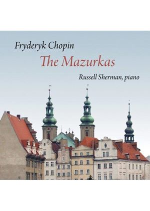 Chopin: The Mazurkas (Music CD)