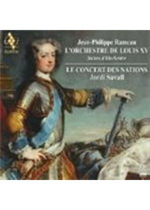 Orchestre de Louis XV: Rameau (Music CD)