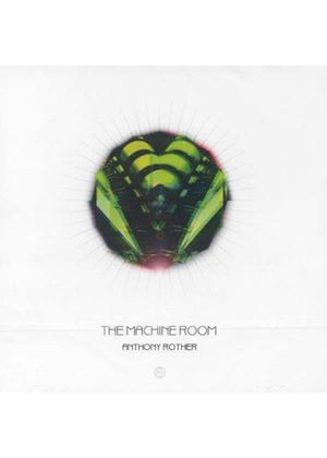 Anthony Rother - The Machine Room (Music CD)