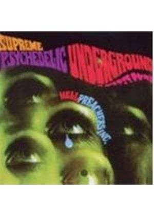 Hell Preachers Inc. - Supreme Psychedelic Underground (Music CD)