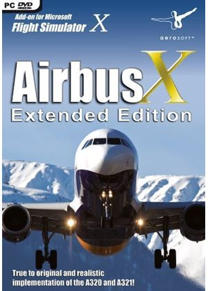 Airbus X - Extended Edition (PC DVD)