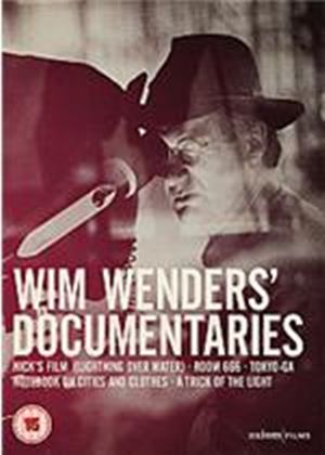 Wim Wenders Documentaries Collection