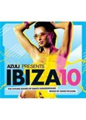 Various Artists - Azuli Presents Ibiza 2010 (Mixed By David Piccioni) (Music CD)