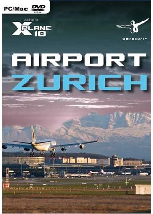 Airport Zurich (for X-Plane 10) (PC)