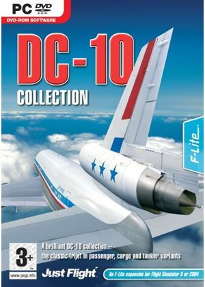 DC-10 Collection (PC CD)