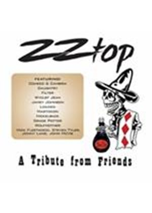 Various Artists - ZZ Top (A Tribute from Friends) (Music CD)