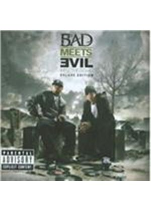 Bad Meets Evil - Hell (The Sequel EP/Parental Advisory) [PA] (Music CD)