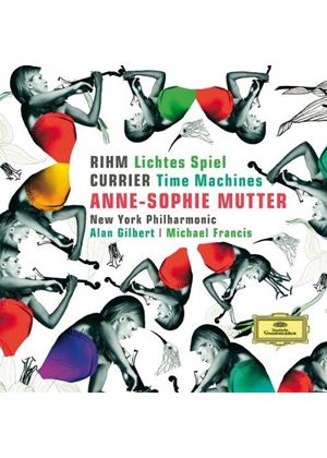 Rihm: Lichtes Spiel; Currier: Time Machines (Music CD)