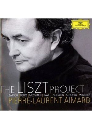 Liszt Project (Music CD)