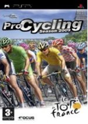 Pro Cycling Manager 2009 (PSP)