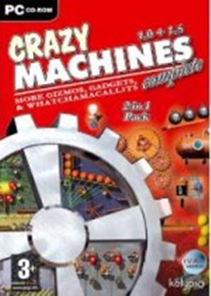 Crazy Machines: Complete 2 (PC CD)