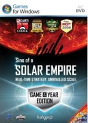 Sins of a Solar Empire: Game Of The Year (PC DVD)