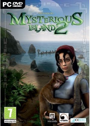 Return to Mysterious Island 2 (PC DVD)