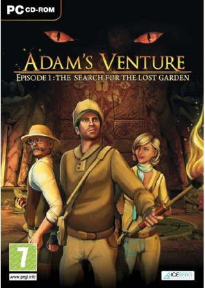 Adam's Venture (PC DVD)