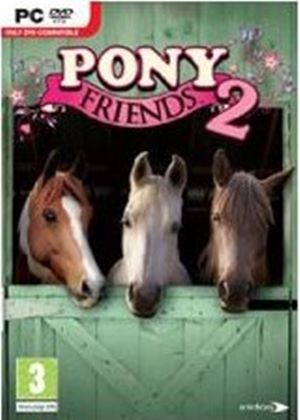Pony Friends 2 (PC DVD)